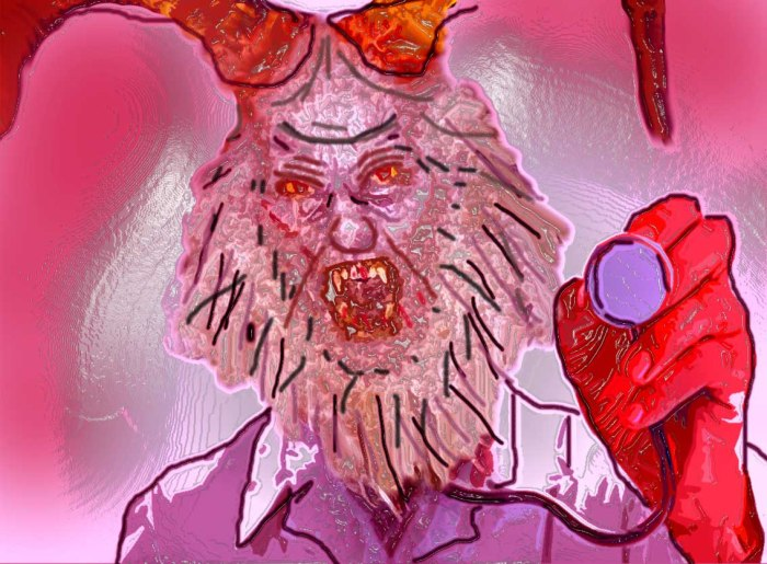 Krampus Doktor