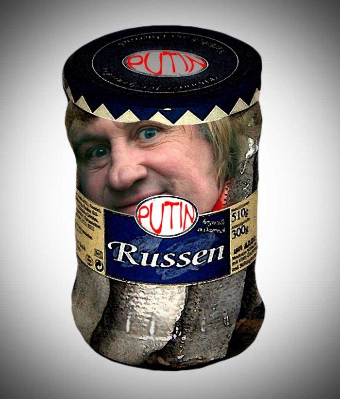 Putins Fang
