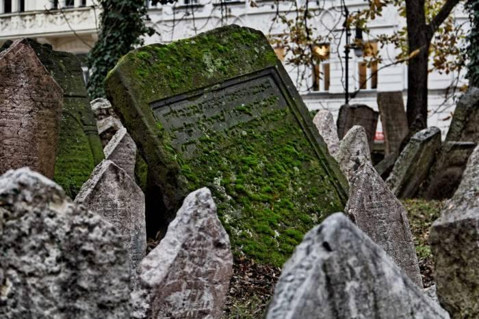 Prag altjüdischer Friedhof