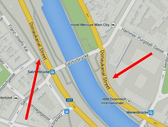 Donaukanalstreet